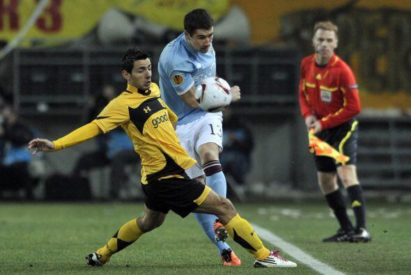 La Liga Europa regresó con el inicio de su fase de Dieciseisavos de Final.