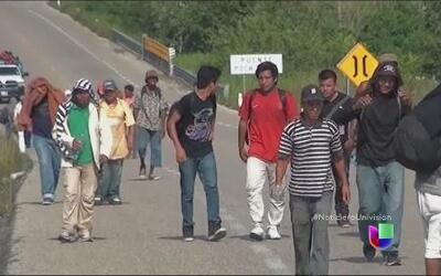 Rumor generó una nueva ola migratoria hacia los Estados Unidos