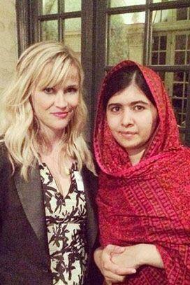 Reese Witherspoon tampoco perdió la oportunidad de retratarse con...