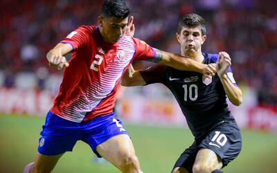 Costa Rica el muro impenetrable para el  'Team USA' y el nuevo mandón de...
