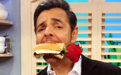 Eugenio Derbez nos platicó todo lo que tuvo que comer para subir de peso