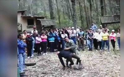 Se preparan grupos de choque en Ecuador en caso de protestas