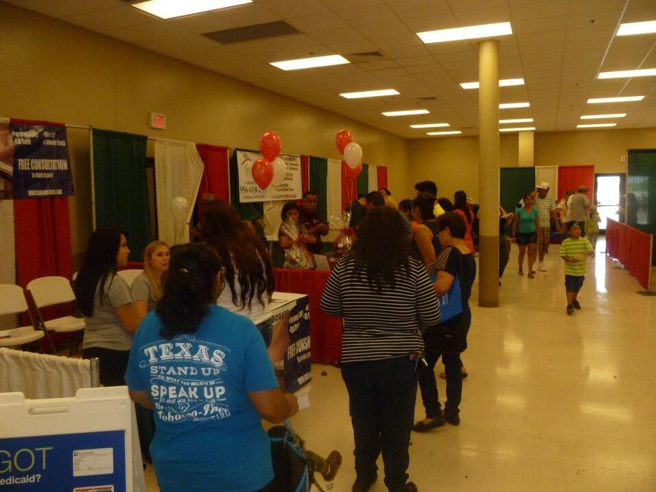 Feria de Salud y Ciudadanía en Fiestas Patrias P1040409.JPG