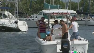 Florida ocupa el primer lugar en accidentes de botes