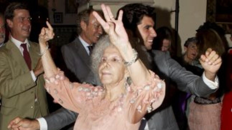 Fotos de la boda de la duquesa de Alba