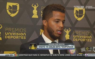 """Giovani dos Santos: """"Sabía que la decisión iba a generar críticas"""""""