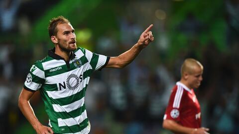 Sporting de Lisboa vs. Legia