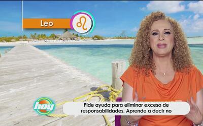 Mizada Leo 27 de septiembre de 2016