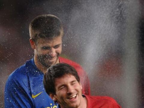 Lio Messi llega a 27 años. Nació en Rosario, Argentina el...