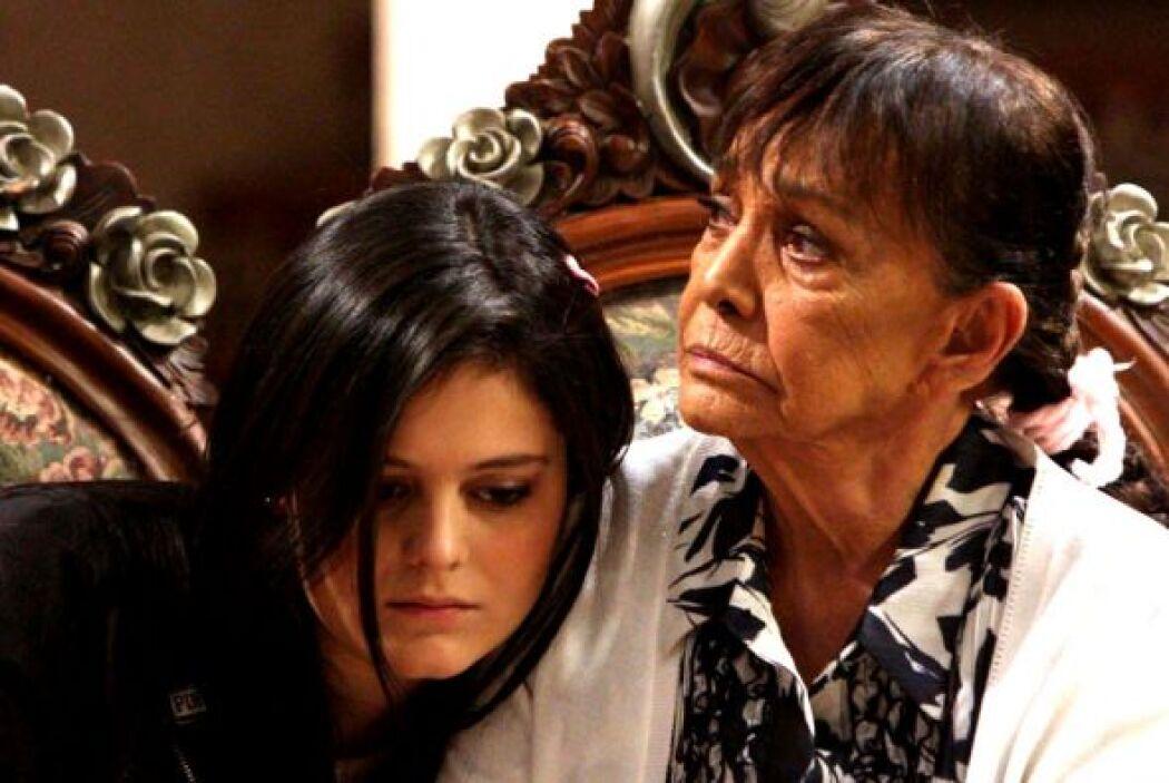 """""""Paloma"""" (Allisson Lozz) de """"En Nombre Del Amor"""", era una rica heredera,..."""