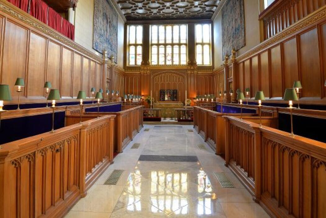 Según los medios británicos, al término del bautizo se divulgará una fot...