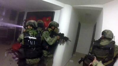 "Operativo de captura de ""El Chapo""."