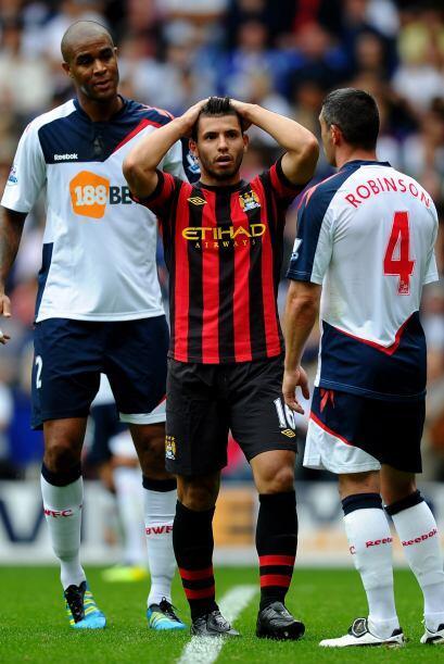 Pero en esta ocasión, a diferencia de su debut ante el Swansea, n...