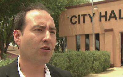 El Cenizo es la primera ciudad en demandar al estado de Texas por la apr...