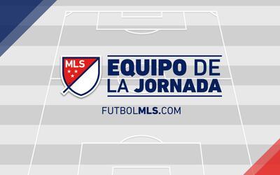 Portada Equipo de la Jornada de FutbolMLS.com