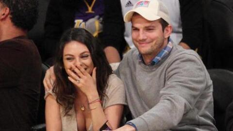 Mila Kunis habla sobre la masculinidad de Ashton Kutcher