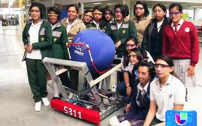 La imaginación no tiene límites para estas estudiantes colombianas