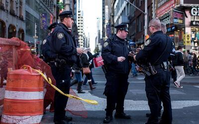 Amplían la seguridad en Nueva York tras el ataque perpetrado en Londres