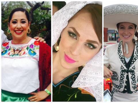 Este fin de semana, se realizó el desfile de la Avenida Guadalupe para f...