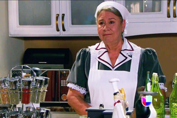 ¡Ayyy Miguelina! Se sacó la lotería al tener a una jefa como Sofía.