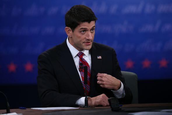 """""""La economía está apenas cojeando"""", explicó Ryan, quien señaló que con e..."""