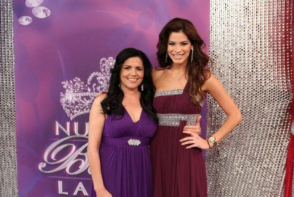 La semifinal de Nuestra Belleza Latina fue una gala muy especial para la...