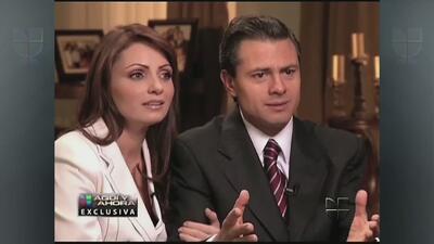 Peña Nieto tuvo hijos fuera del matrimonio