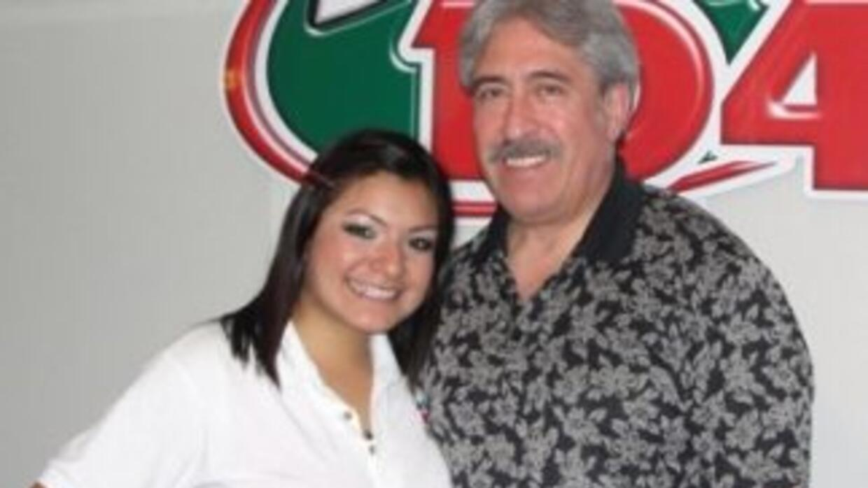 El Cónsul de México habló con Nely Islas referente a la situación que se...