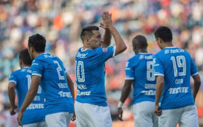 Cruz Azul jugará ante San Lorenzo en noviembre próximo.