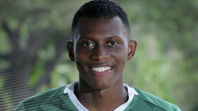 Mateo Casierra del Deportivo Cali