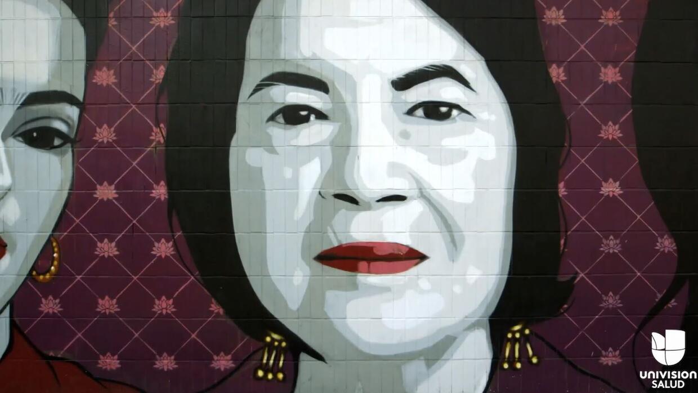 Dolores Huerta, la activista que empoderó a toda una generación, en el d...