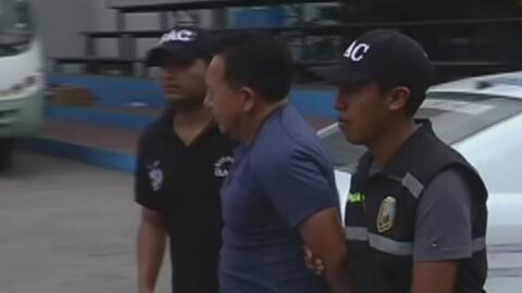 Autoridades de Ecuador detuvieron al presunto autor del robo de un camió...