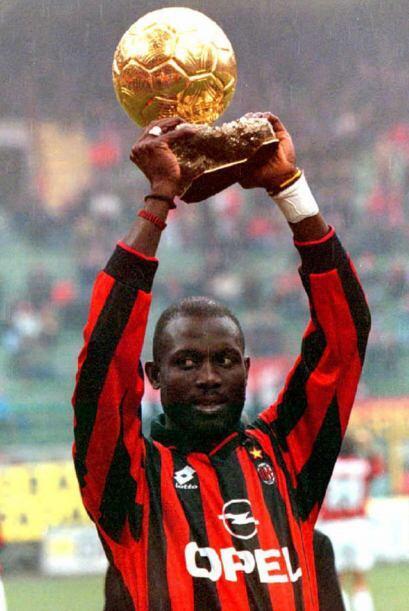 Considerado uno de los mejores jugadores africanos de la historia, Georg...