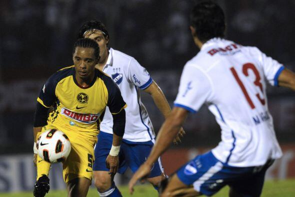 Adolfo Rosinei simplemente demostró que se ha vuelto un jugador importan...