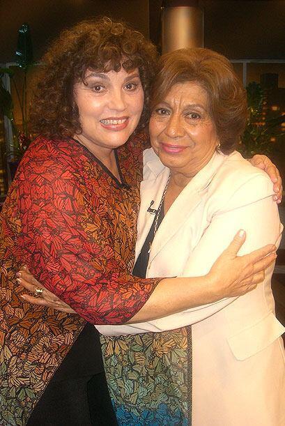 Doña Diana Perla y doña Chuy madre de Bobby Larios son dos madres que de...