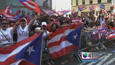 Espectacular desfile Puertorriqueño en New York
