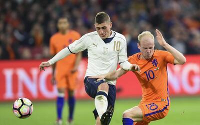 Holanda vs. Italia