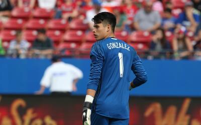 Jesse González, portero de FC Dallas