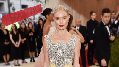 Kate Bosworth - Como una verdadera diosa griega. Así lució la actriz, qu...