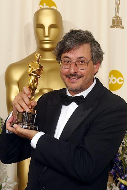 El ganador del Oscar por la primera película, 'The Fellowship of...