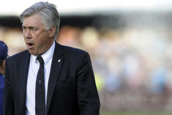 Los hombres de Carlo Ancelotti sólo irán por un tít...