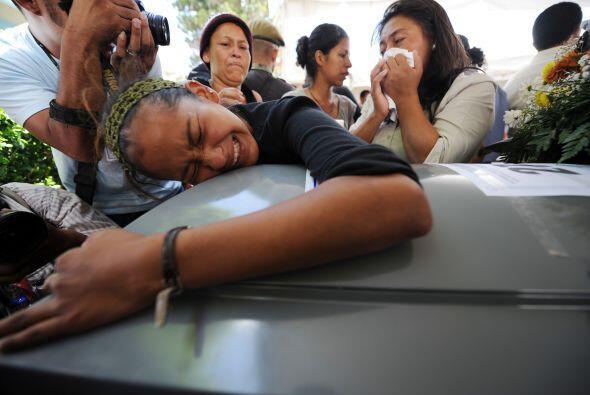 El mandatario calificó de 'inmensa tragedia' para Honduras la muerte de...