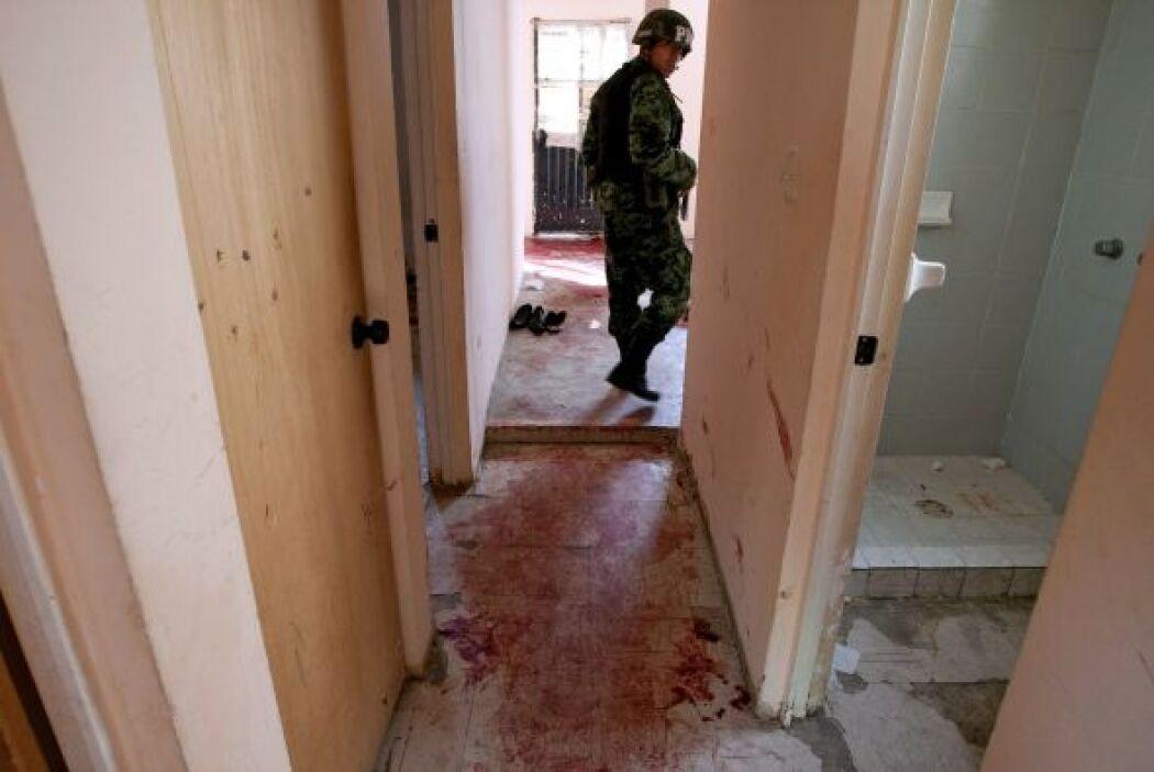 La noche del  31 de enero del 2010 un comando armado irrumpió en una fie...