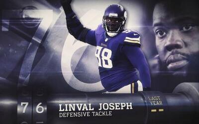 Top 100 Jugadores del 2016: (Lugar 76) DT Linval Joseph
