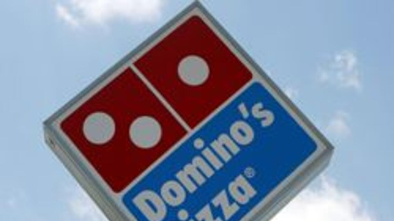 La mujer atacada trabaja para la cadena de restaurantes, Dominos Pizza.
