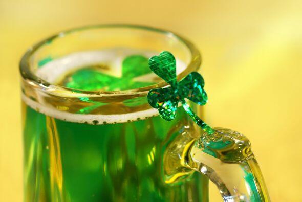 Seguro cuando piensas en la fiesta del Santo Patrono de Irlanda, hay alg...