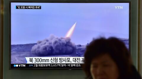 La más reciente prueba de misiles generó nuevas preocupaciones.