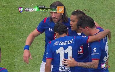 Cruz Azul vs Puebla: Autogol de Orozco abre el marcador a favor de los c...