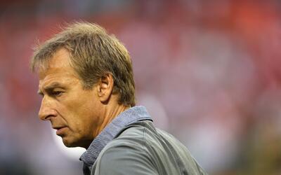 Klinsmann: Estados Unidos debe jugar contra rivales de más jerarq...