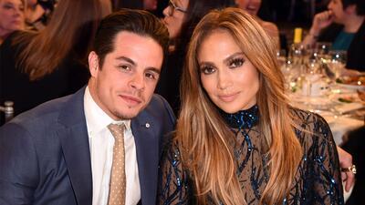 Supuestamente Jennifer Lopez y Casper Smart nunca terminaron de verdad